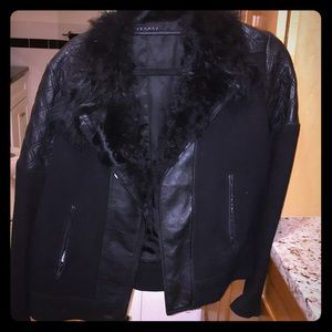 NWOT Women's theory jacket barely worn